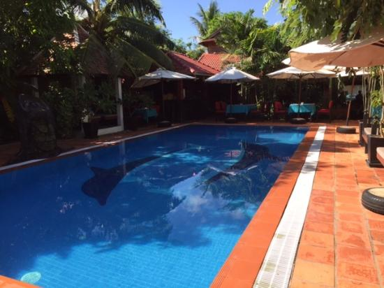 Sonalong Boutique Village & Resort: Pool