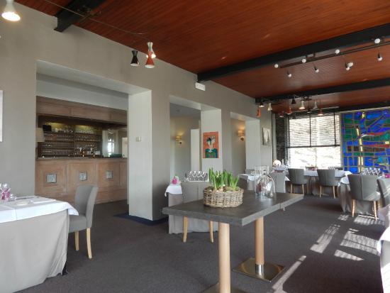 Fauvillers, Belgium: Salle de restaurant
