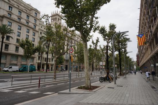 Av diagonal picture of wilson boutique hotel barcelona for Av diagonal 434