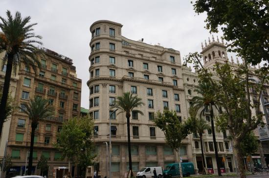 Hotel picture of wilson boutique hotel barcelona for Hotel boutique barcelona