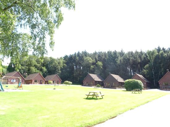 Alpine Park Cottages self catering holiday cottages in Devon