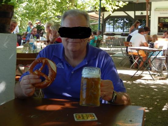 Spezialkeller: birra e brezel