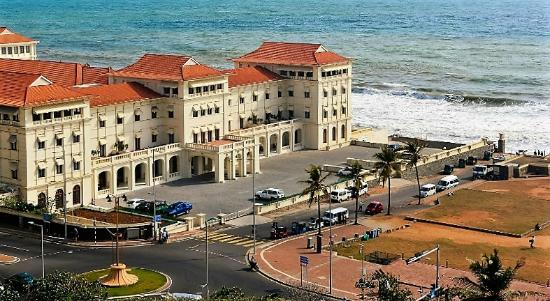 Galle Face Hotel Colombo : North Wing Day