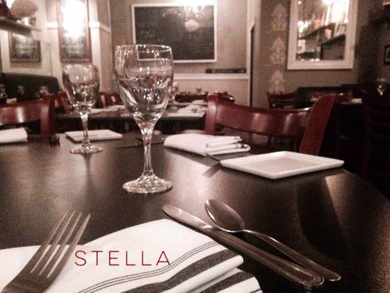 Stella Restaurant: Stella Dining Room