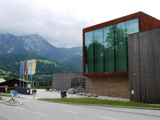 Haus der Berge Picture of Haus der Berge Berchtesgaden