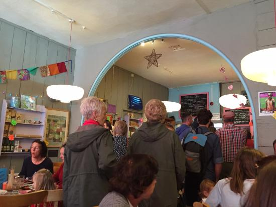 Quarry Cafe, Machynlleth