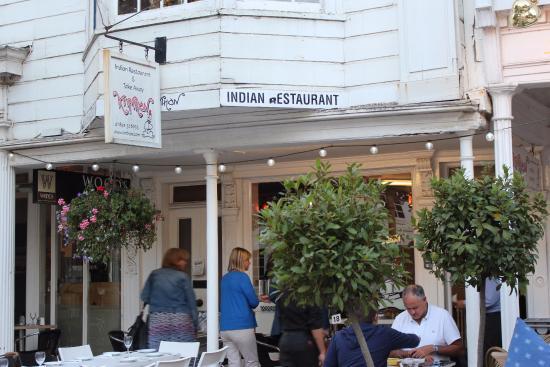 Indian Restaurant Tunbridge Wells
