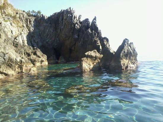 Spiaggia Macarro (Cala 'i don Nicola)
