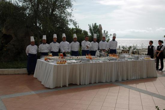 Hotel Gabbiano Azzurro: incredibile accoglienza