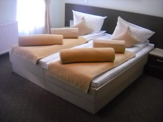 Hotel Kriva Cuprija II: Обстановка в номере