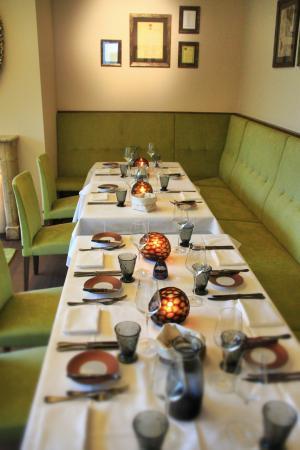 Marburger Esszimmer: Restaurant Esszimmer