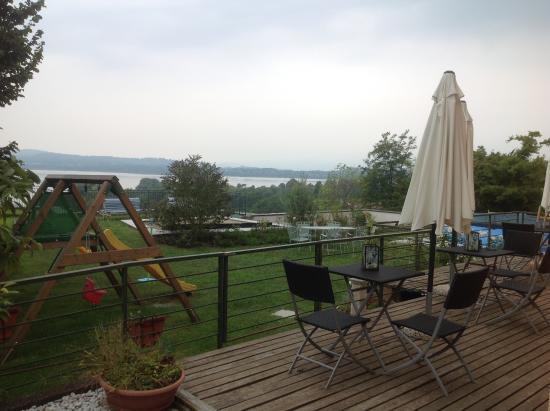 Il Nido al Lago : Vista lago