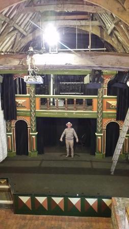 Abingdon Abbey Buildings: The Unicorn Theatre, Abingdon