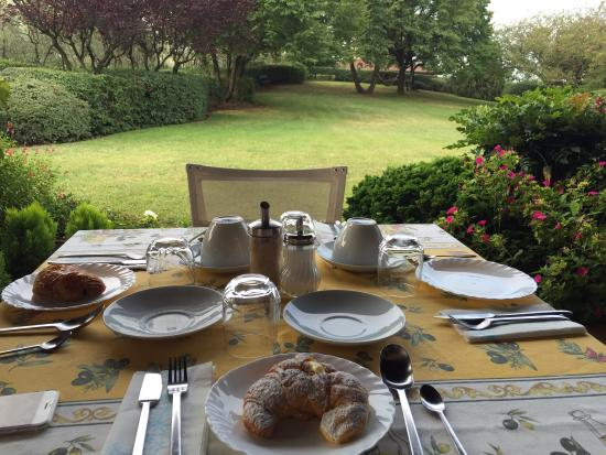 Bed and Breakfast Villa Beatrice: Colazione favolosa !