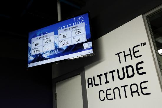 ‪The Altitude Centre‬