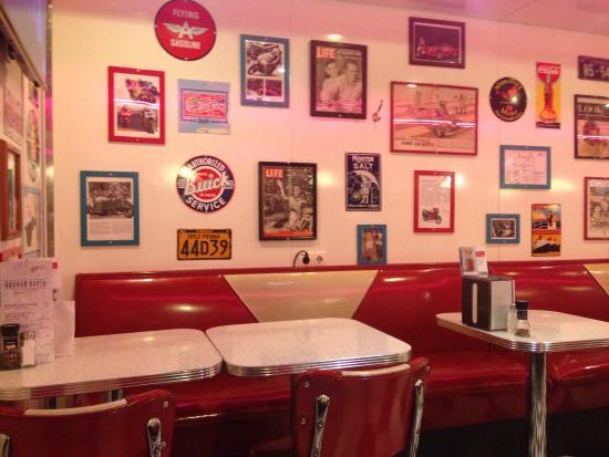 Starlite Diner : Чисто и аккуратно