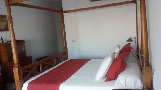 Hotel El Tio Kiko: habitacion