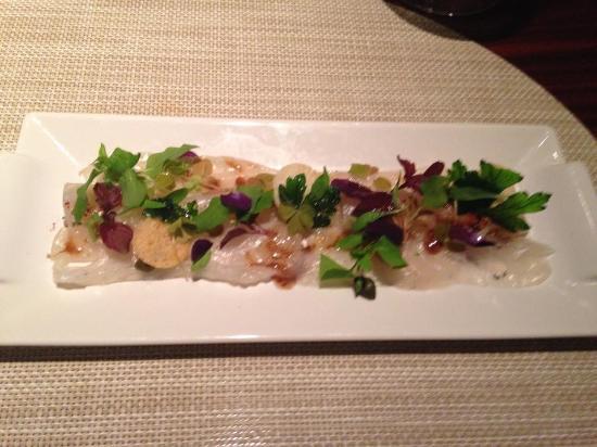 Saumon picture of la cuisine le royal monceau paris for Restaurant la cuisine royal monceau