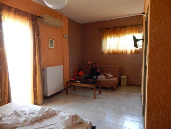 Lycasti Maisonettes: δωμάτιο