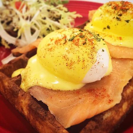 Green Waffle Diner: photo0.jpg