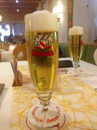 Eggingen, Tyskland: Fine beer quality