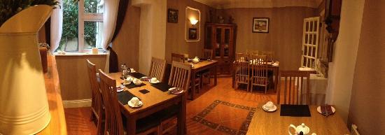 O'Mahony's Bed & Breakfast: Dining Room
