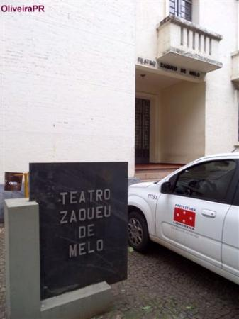 Zaqueu de Mello Theater
