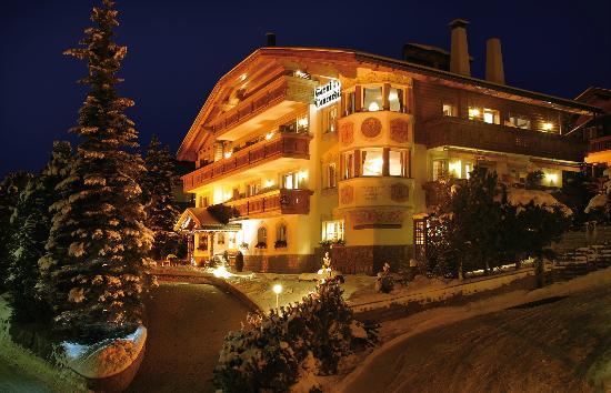 Garni Hotel Concordia: Winter