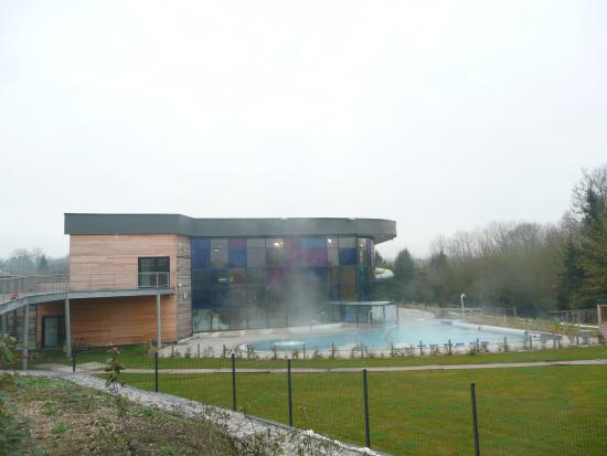 Saunas photo de l 39 aquarelle sainte menehould tripadvisor for Aquarelle piscine hotel seneffe