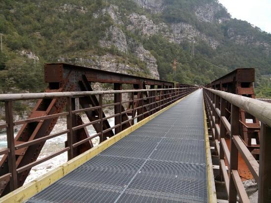 Tarvisio, Italia: Alcune immagini della ciclabile Alpe Adria