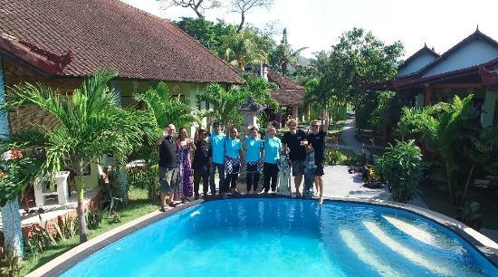 Surya Rainbow Villas: Surya Rainbow Team