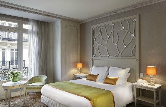 Hôtel Chateau Frontenac: Chambre Standard Privilège - Grand Lit / Privilege room - Double bed