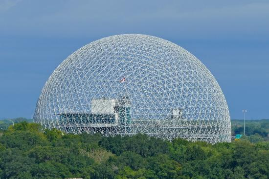 how to build a biosphere