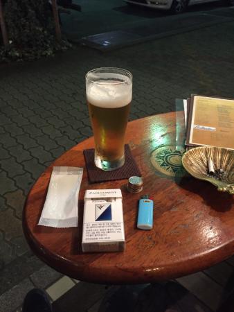 Nelsons Bar Alta Mar