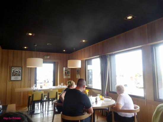 La Coquille : la petite salle à manger