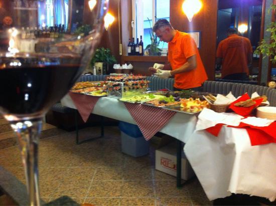 Bonnigheim, Γερμανία: Weinverkostung