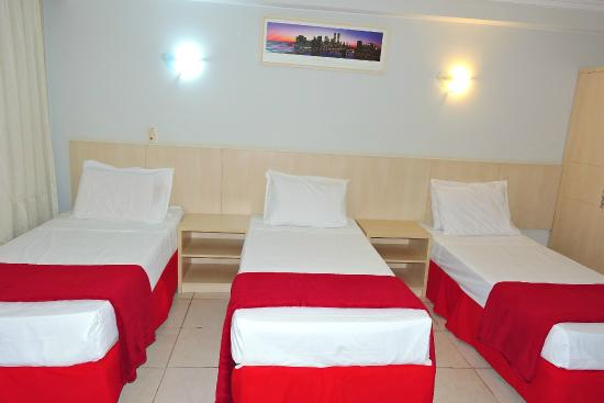 Bay Park Resort Hotel: Quarto triplo