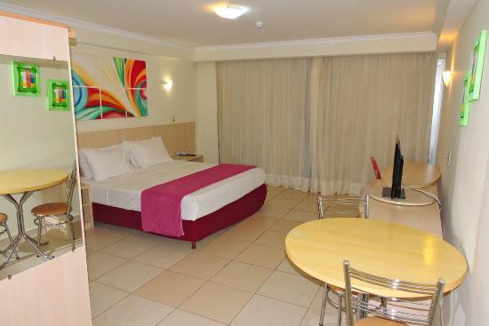 Bay Park Resort Hotel: Quarto Suíte