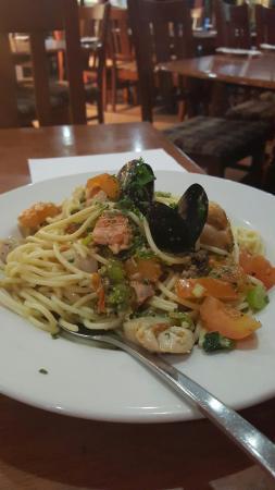 Quo Vadis: Spaghetti Marinara
