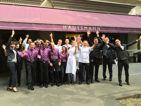 Paris Marriott Opera Ambassador Hotel: 16 Haussmann vous accueille