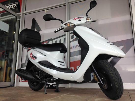 Ponta Delgada, Portekiz: Yamaha 125cc