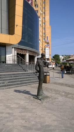 Sculpture Svidaniye