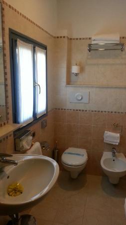 Hotel Dieci Milano : bagno