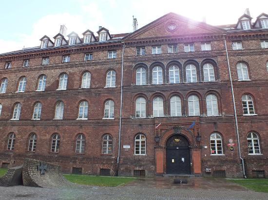 Polish Post Office Museum: post office