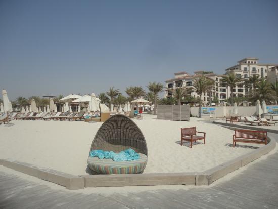 The St Regis Saadiyat Island Resort Abu Dhabi Beach