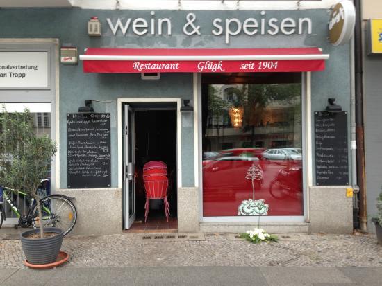 restaurant weinbar glugk berlin omd men om restauranger tripadvisor. Black Bedroom Furniture Sets. Home Design Ideas