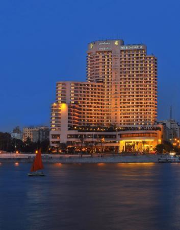 InterContinental Cairo Semiramis: Welcome to the Semiramis InterContinental Cairo