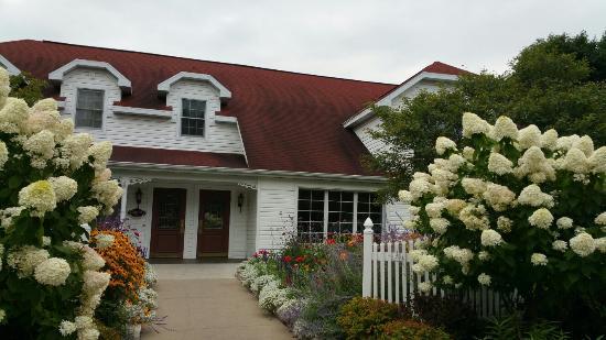 هاي بوينت إن: Charming inn (Door County)