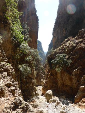 Aradena gorge - Bild von The Gorge of Aradena, Aradena ...