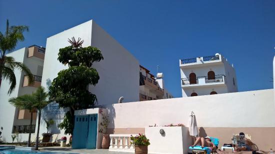 Malia Mare Hotel: Pool